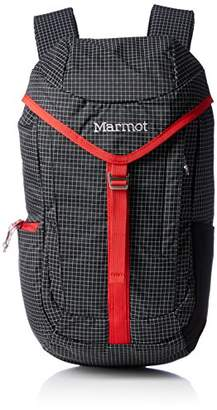 Marmot (マーモット) - [マーモット] リュックサック アウトドア 登山 汎用性 軽量 耐切創 ZeXloth Tsunooga® Rip 23L バックパック MJB-F7305 BKRD ブラックレッド