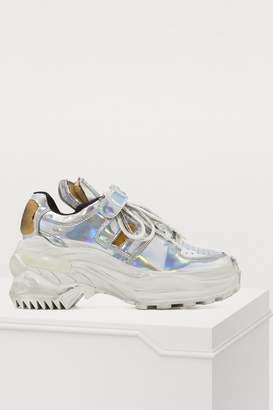 Maison Margiela Silver sneakers