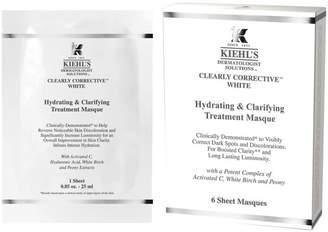 Kiehl's Hydrating Clarifying 6-Piece Treatment Mask Set