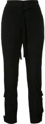 Ann Demeulemeester straight trousers