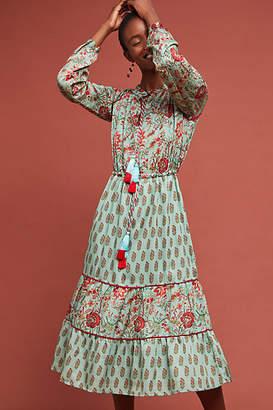 Jaipur Kopal Peasant Dress