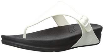 FitFlop Women's Superjelly Rubber Flip Flops Jelly Sandal