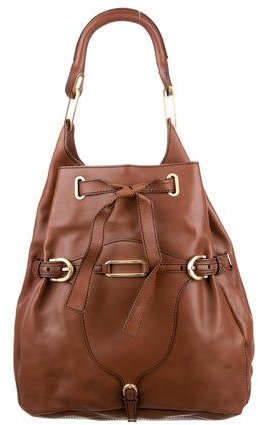 Jimmy Choo Jimmy Choo Leather Hobo