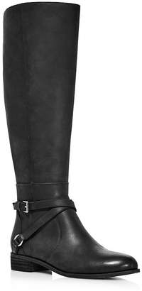 Charles David Women's Solo Tall Moto Boots