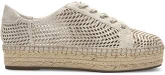 Vince Camuto Joellan Leather Espadrille Sneakers