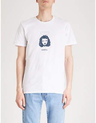 THUNDERS Empty Head cotton-jersey T-shirt
