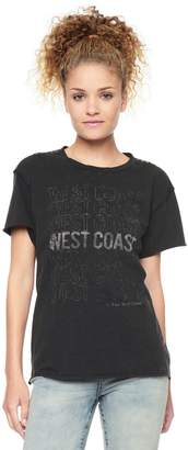 Juicy Couture West Coast Graphic Tee