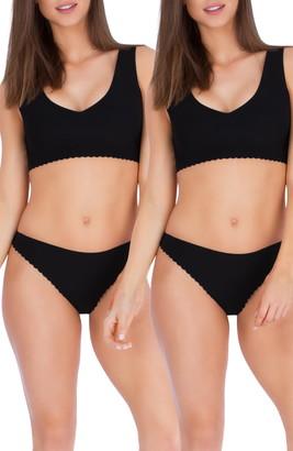 Belly Bandit® Anti Thong® 2-Pack Thongs