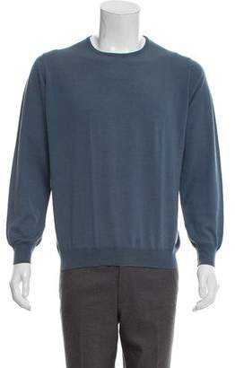 Malo Wool Crew Neck Sweater