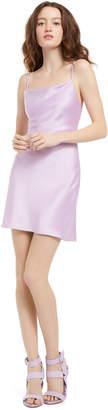 Alice + Olivia HARMONY DOUBLE STRAP MINI DRESS