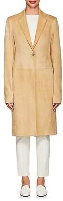 The Row Women's Pryor Suede Coat