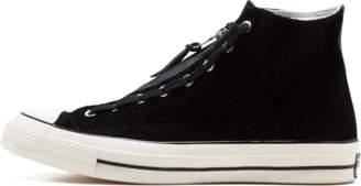 Converse CTAS 70 Zip HI Black/Egret