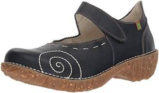 El Naturalista Women's N095 Soft Grain /Yggdrasil Shoe
