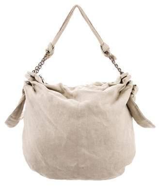 Stella McCartney Woven Shoulder Bag