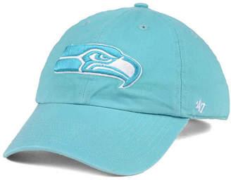 '47 Women Seattle Seahawks Pastel Clean Up Cap