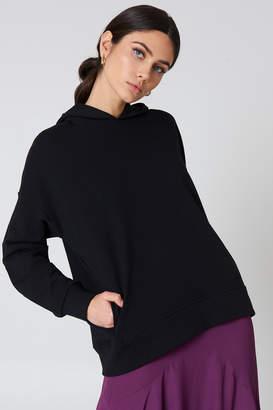 Na Kd Trend Gathered Sleeve Hoodie