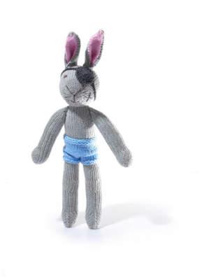Smallable Sale - Crochet Pirate Rabbit Soft Toy
