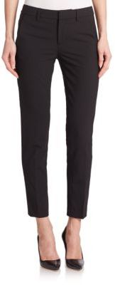 Vince Side Strapping Pants $265 thestylecure.com