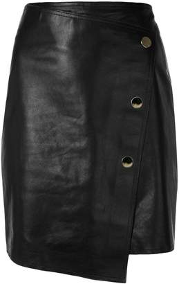 Vanessa Bruno asymmetric fitted skirt