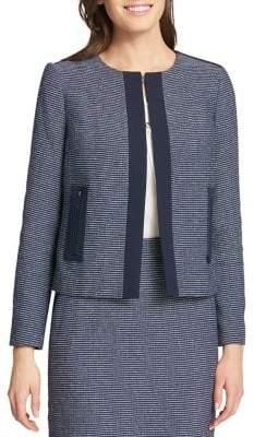 Tommy Hilfiger Novelty Tweed Jacket