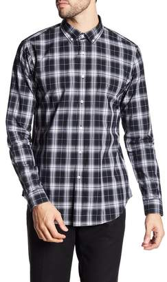 Slate & Stone Button-down Collared Slim Fit Shirt
