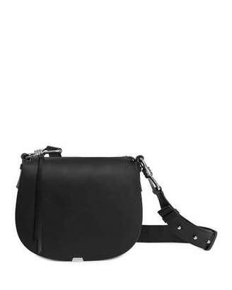 AllSaints Captain Round Crossbody Bag