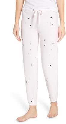 Chaser Glitter Star Jogger Pants