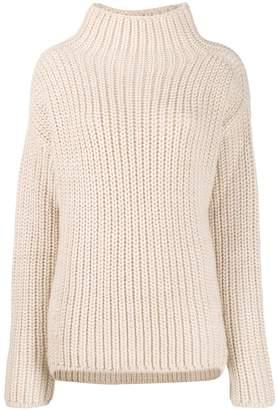 Sly 010 Sly010 chunky knit turtleneck jumper