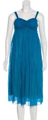 Jean Paul Gaultier Soleil Sleeveless Empire Dress