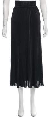 Jean Paul Gaultier A-Line Maxi Skirt