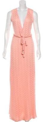 Melissa Odabash Patterned Maxi Dress