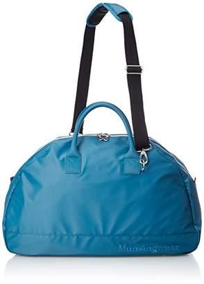 Munsingwear (マンシングウェア) - [マンシングウェア] ボストンバッグ MQBLJA03 BL00(ブルー) BL00(ブルー)