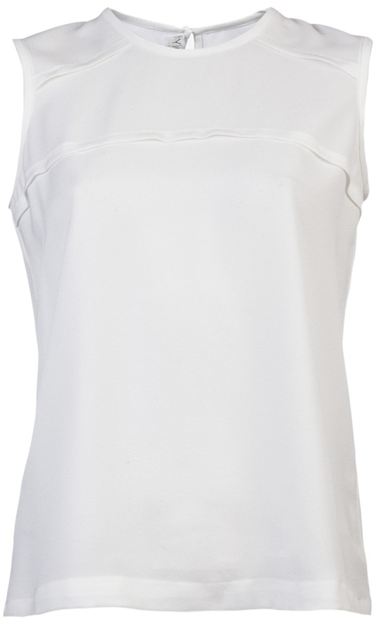 Yigal Azrouel Seamed tank