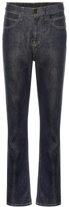 Calvin Klein Jeans Est. 1978 High-rise straight jeans