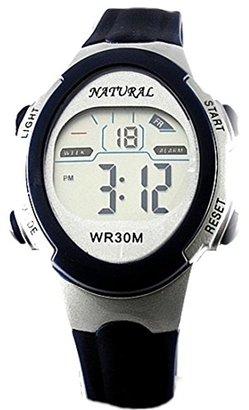 Alexis JPDW327A 日付アラームバックライト水はメンズ・レディース防水デジタル腕時計レジスト