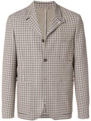 Closed checked tailored blazer