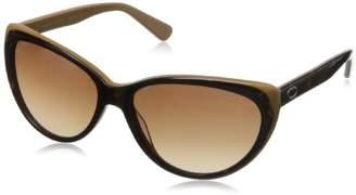 Oscar de la Renta O by Eyewear Women's SSC5118 Cateye Sunglasses