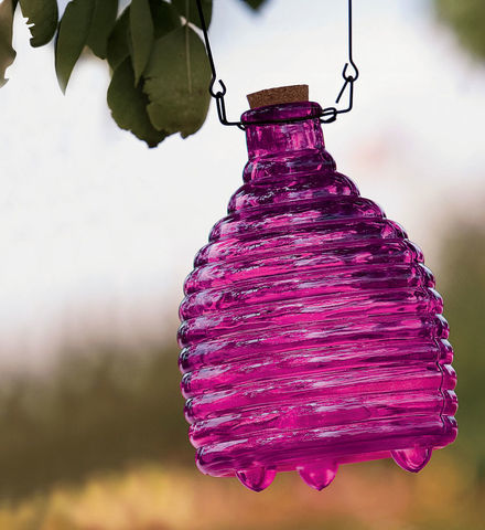 Recycled Glass Wasp Catcher