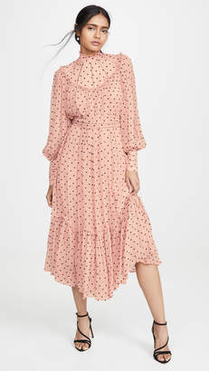 Zimmermann Espionage Swing Yoke Dress