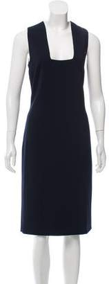 Nomia Sleeveless Midi Dress w/ Tags