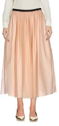 Gold Case 3/4 length skirt