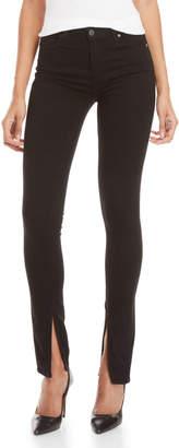 Paige Rosie HW x Black Constance Skinny Jeans