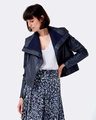 SABA Layla Leather Jacket