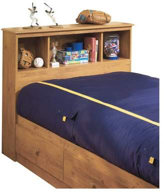 South Shore Furniture Little Treasures Collection, 39-Inch Bookcase Headboard