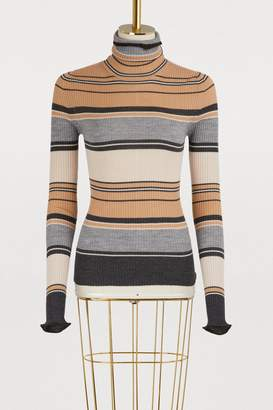 Acne Studios Oversized merino wool sweater
