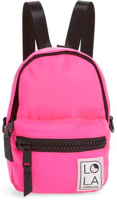 LOLA LOS ANGELES Stargazer Mini Convertible Backpack