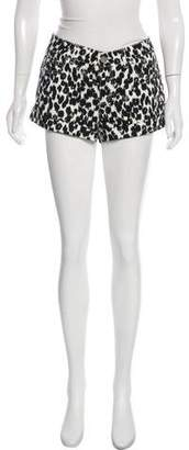 Stella McCartney Mini Printed Shorts