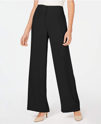 Alfani High-Waisted Wide-Leg Pants