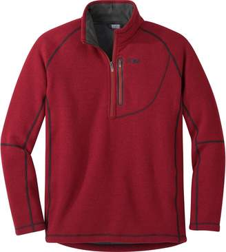 Outdoor Research Vashon Fleece 1/4-Zip Jacket - Men's