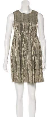Jenni Kayne Patterned Sleeveless Dress
